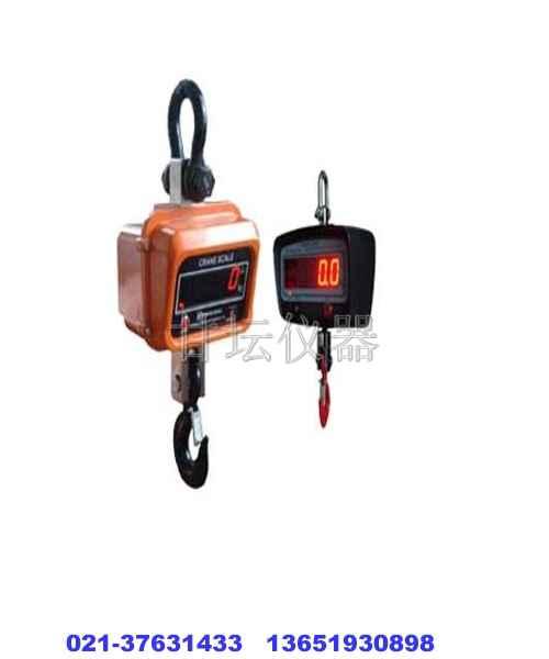 上海吊称价格厂家,5吨直视电子吊秤 可当天发货