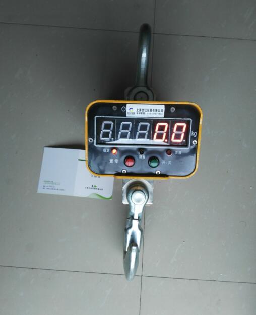 起重机用5t单面直视电子吊称_可装卸.计重同时完成